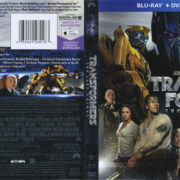 Transformers: The Last Knight (2017) R1 Blu-Ray Cover & Labels