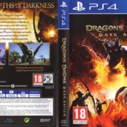 Dragon's Dogma: Dark Arisen (2017) PAL PS4 Cover & Label