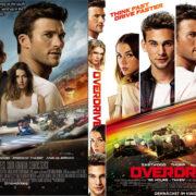 Overdrive (2017) R0 Custom DVD Covers
