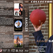 Adam Sandler Collection – Volume 1 (1989-1998) R1 Custom Blu-Ray Covers