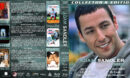 Adam Sandler Collection - Volume 2 (1999-2003) R1 Custom Blu-Ray Cover