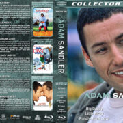Adam Sandler Collection – Volume 2 (1999-2003) R1 Custom Blu-Ray Cover