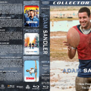 Adam Sandler Collection – Volume 3 (2004-2008) R1 Custom Blu-Ray Cover