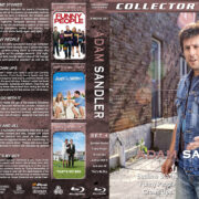 Adam Sandler Collection – Volume 4 (2008-2012) R1 Custom Blu-Ray Covers