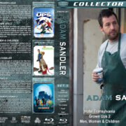 Adam Sandler Collection – Volume 5 (2012-2015) R1 Custom Blu-Ray Cover