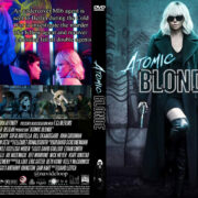 Atomic Blonde (2017) R0 Custom DVD Covers