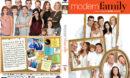 Modern Family - Season 8 (2016) R1 Custom Cover & Labels