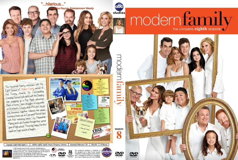 modern family staffel 7 dvd deutsch