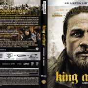 King Arthur – Legend Of The Sword (2017) R2 German 4K UHD Cover