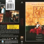 Dead Poets Society (1989) R1 DVD Cover