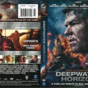 Deepwater Horizon (2017) R1 DVD Cover