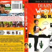 Diary of a Wimpy Kid: The Long Haul (2017) R1 DVD Cover