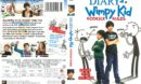 Diary of a Wimpy Kid: Rodrick Rules (2011) R1 DVD Cover