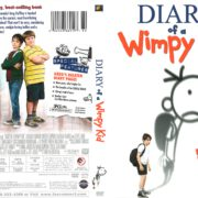 Diary of a Wimpy Kid (2010) R1 DVD Cover