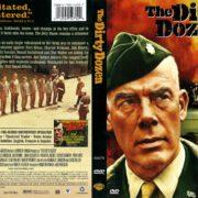 The Dirty Dozen (1967) R1 DVD Cover