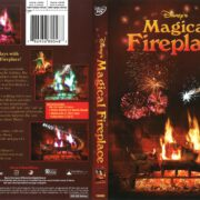 Disney's Magical Fireplace (2009) R1 DVD Cover