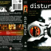 Disturbia (2007) R1 DVD Cover