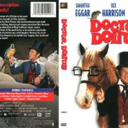 Doctor Dolittle (1967) R1 DVD Cover