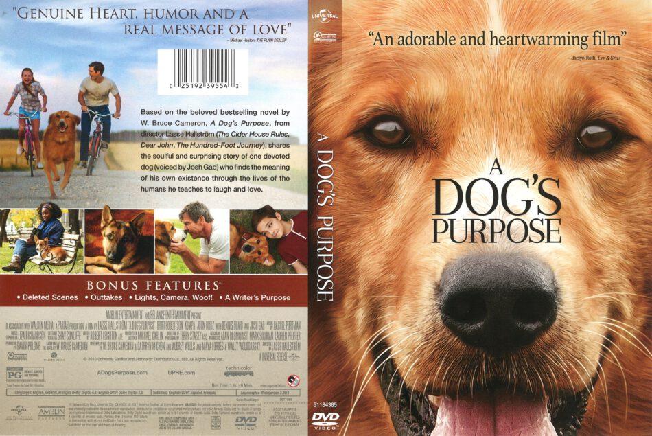A Dog S Purpose 2016 R1 Dvd Cover Dvdcover Com