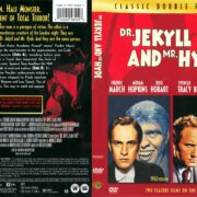 Dr. Jekyll and Mr. Hyde Double Feature (1932) R1 DVD Cover