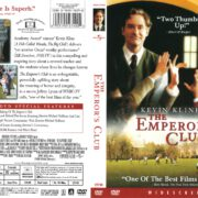 The Emperor's Club (2003) R1 DVD Cover