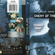 Enemy of the State (1998) R1 DVD Cover