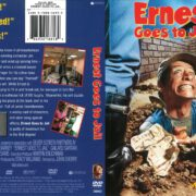 Ernest Goes to Jail (1990) R1 DVD Cover
