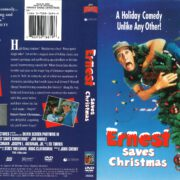 Ernest Saves Christmas (1988) R1 DVD Cover