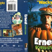Ernest Scared Stupid (1991) R1 DVD Cover
