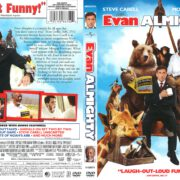 Evan Almighty (2007) R1 DVD Cover