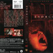 Exorcist: The Beginning (2005) R1 DVD Cover
