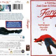 Fargo (1996) R1 DVD Cover