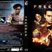 Crying Freeman – Der Sohn des Drachen (Mediabook Custom) (1995) R2 German Blu-Ray V3