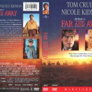 Far and Away (1998) R1 DVD Cover