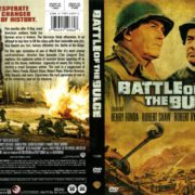 Battle of the Bulge (1965) R1 DVD Cover