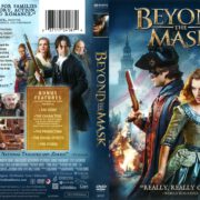 Beyond the Mask (2015) R1 DVD Cover