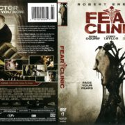Fear Clinic (2014) R1 DVD Cover