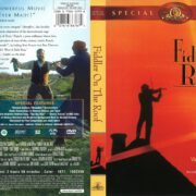 Fiddler on the Roof (1971) R1 DVD Cover