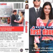 First Daughter (2004) R1 DVD Cover