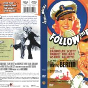 Follow the Fleet (1936) R1 DVD Cover