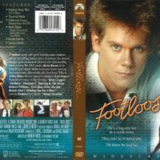 Footloose (1984) R1 DVD Cover