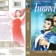 Funny Face (1957) R1 DVD Cover