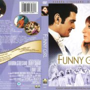 Funny Girl (1968) R1 DVD Cover