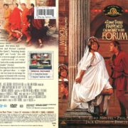 A Funny Thing Happened on the Way to the Forum (1966) R1 DVD Cover