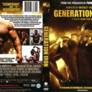 Generation Iron (2013) R1 DVD Cover
