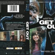 Get Out (2017) R1 DVD Cover V2