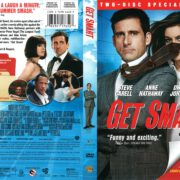 Get Smart (2008) R1 DVD Cover