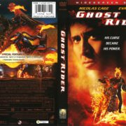 Ghost Rider (2007) R1 DVD Cover