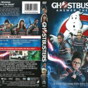 Ghostbusters (2016) R1 DVD Cover