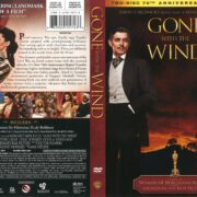 Gone with the Wind (1939) R1 DVD Cover